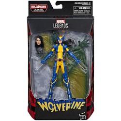 Figura Wolverine x-23...