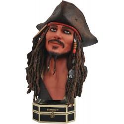 Busto Jack Sparrow 25 cm....