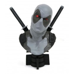 Busto Deadpool Grey 25 cm....